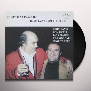 Eddy Davis THE HOT JAZZ ORCHESTRA Vinyl Record