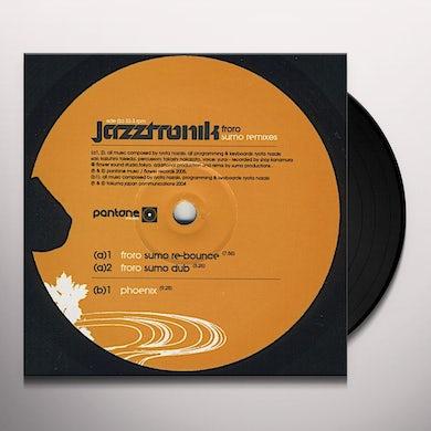Jazztronik FRORO Vinyl Record - UK Release