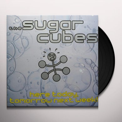 Sugarcubes HERE TODAY TOMORROW Vinyl Record