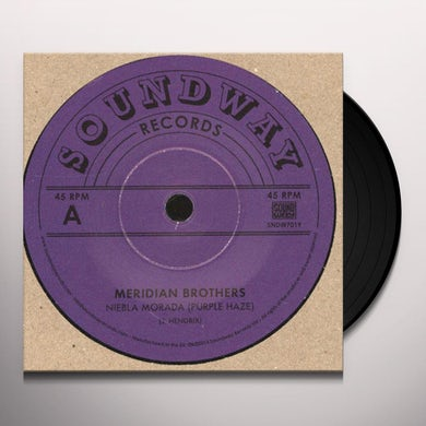 Meridian Brothers NIEBLA MORADA (PURPLE HAZE) / JUEGO TRAICION Vinyl Record