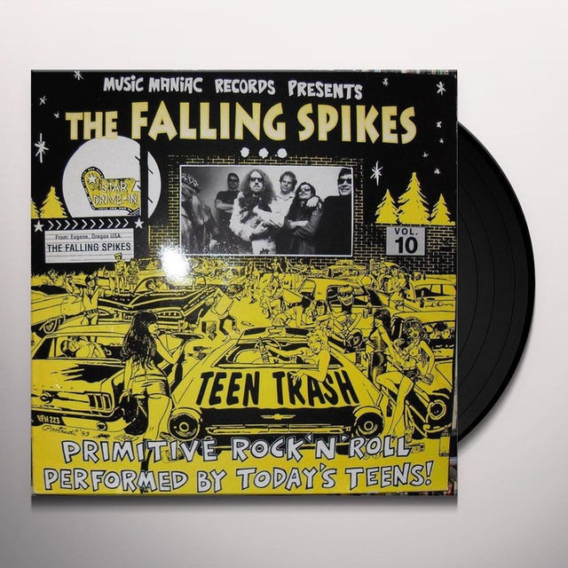 Falling Spikes