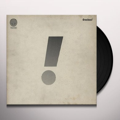 Gracious Vinyl Record - Holland Release