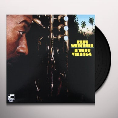 Blue Mitchell BANTU VILLAGE Vinyl Record