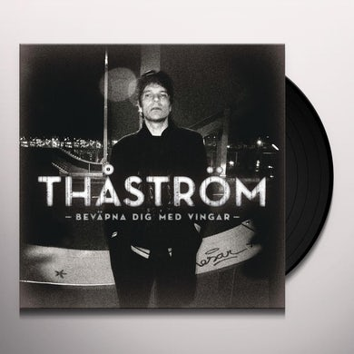 Thastrom BEVAPNA DIG MED VINGAR-RED VINYL Vinyl Record - Sweden Release