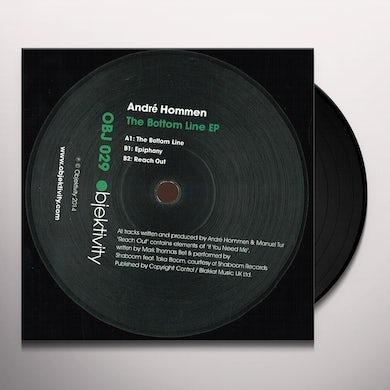 Andre Hommen BOTTOM LINE Vinyl Record