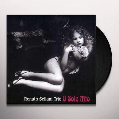Renato Sellani O SOLE MIO Vinyl Record - Japan Release