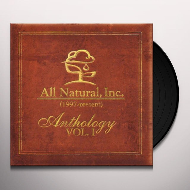 All Natural Inc Anthology 1 / Various