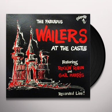 The Wailers AT THE CASTLE Vinyl Record