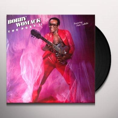 Bobby Womack POET II Vinyl Record