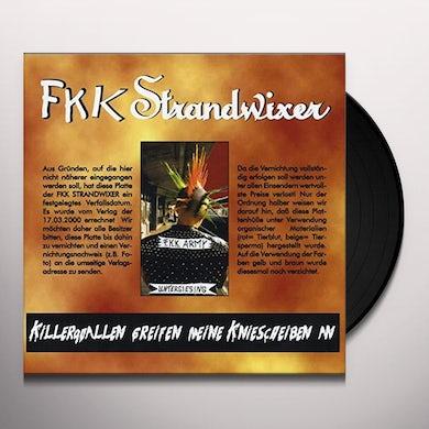 Fkk Strandwixer KILLERQUALLEN GREIFEN (GER) Vinyl Record