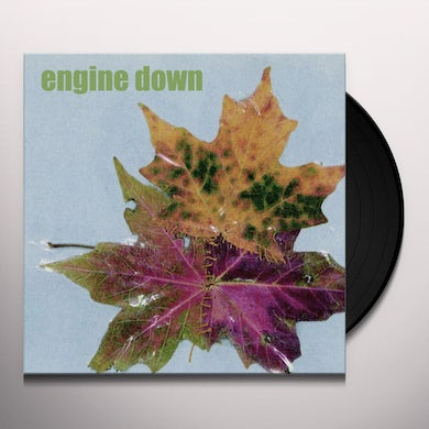 Engine Down HOLD ALL APPLAUSE Vinyl Record