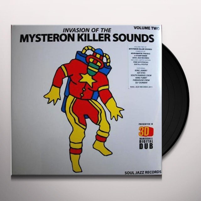 Invasion Of The Mysteron Killer Sounds 2 / Various
