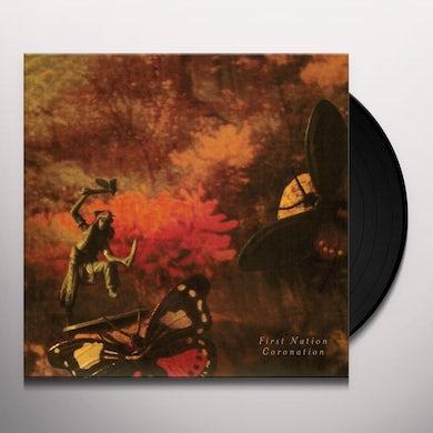 First Nation CORONATION Vinyl Record