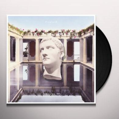 Pixelord SUPAPLEX (EP) Vinyl Record