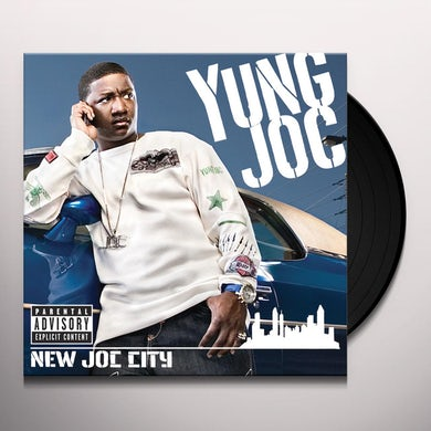 Yung Joc NEW JOC CITY Vinyl Record