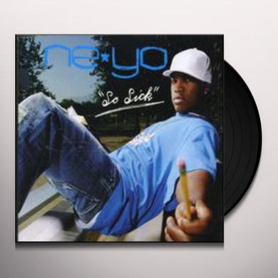 Ne-Yo SO SICK (X2) / STAY (X2) Vinyl Record