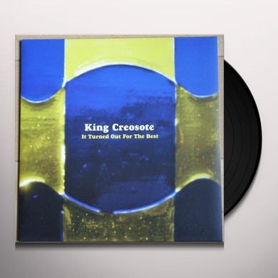 King Creosote IT TURNED OUT FOR THE BEST (EP) (Vinyl)