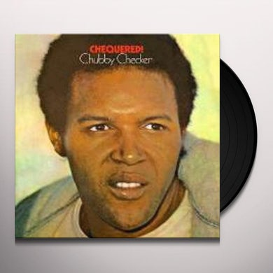 Chubby Checker CHEQUERED Vinyl Record