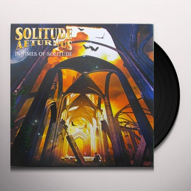 Solitude Aeturnus IN TIMES OF SOLITUDE (Vinyl)