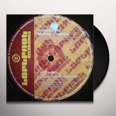 Noiseshaper MOVING TOGETHER EP Vinyl Record - UK Release