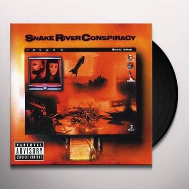 Snake River Conspiracy VULCAN Vinyl Record