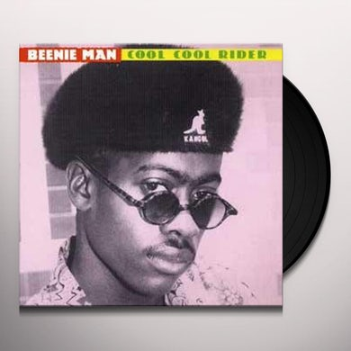 Beenie Man COOL COOL RIDER Vinyl Record