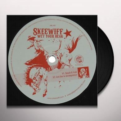Skeewiff WET YOUR BEAK EP Vinyl Record - UK Release
