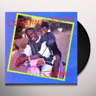 Donna SINGING SWEET Vinyl Record