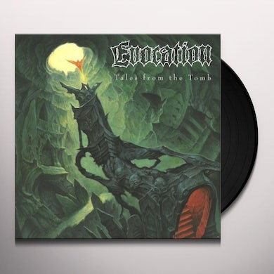 Evocation TALES FORM THE TOMB Vinyl Record