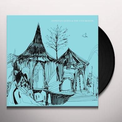 Donovan Quinn MONTH / SISTER ALCHEMY Vinyl Record