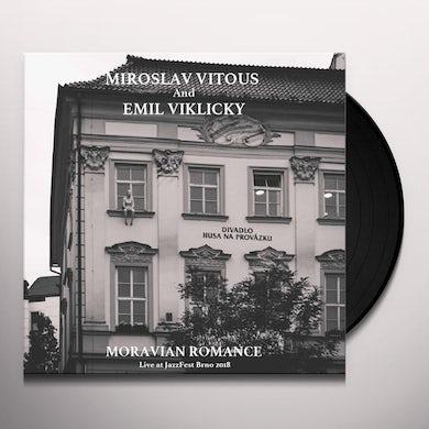 Emil Viklicky JANACEK OF JAZZ Vinyl Record