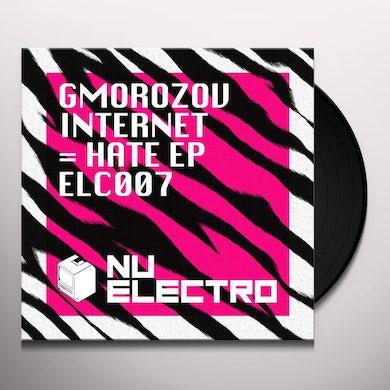 Gmorozov INTERNET HATE EP Vinyl Record - UK Release