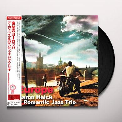 Aaron Heick & Romantic Jazz Trio EUROPE Vinyl Record