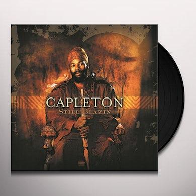 Capleton STILL BLAZING (Vinyl)