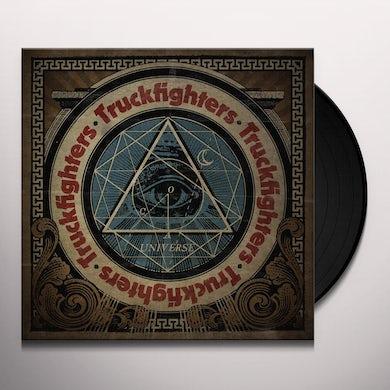 Truckfighters UNIVERSE Vinyl Record - UK Release