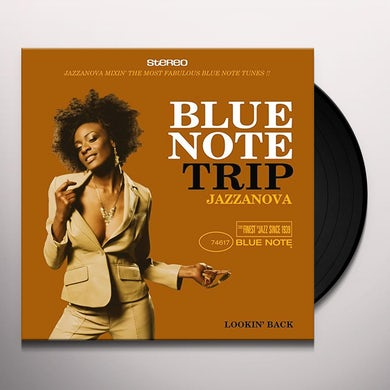 Jazzanova BLUE NOTE TRIP: MOVIN ON Vinyl Record - 180 Gram Pressing