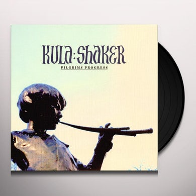 Kula Shaker PILGRIMS PROGRESS Vinyl Record