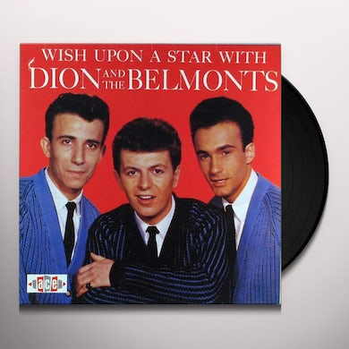 Dion & The Belmonts WISH UPON A STAR Vinyl Record