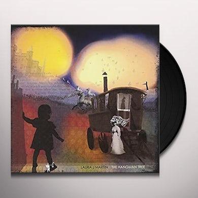 Laura J Martin HANGMAN TREE Vinyl Record - UK Release