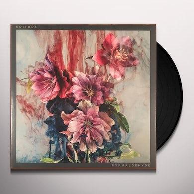 Editors FORMALDEHYDE Vinyl Record