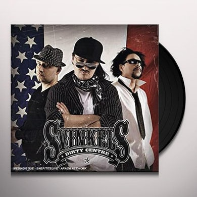 Svinkels DIRTY CENTRE Vinyl Record - Collector's Edition