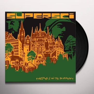 Supersci GET! (FEAT. REMEDEEH) Vinyl Record - UK Release