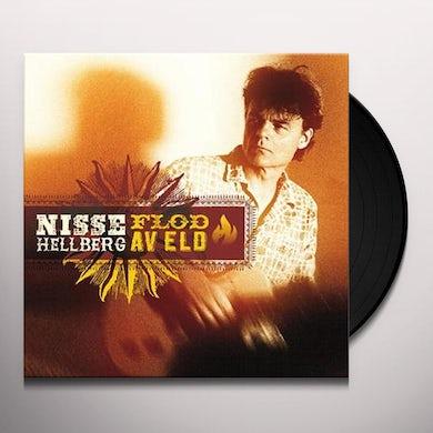 Nisse Hellberg FLOD AV ELD-180 GR VINYL Vinyl Record - Sweden Release