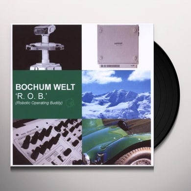 Bochum Welt ROBOTIC OPERATING Vinyl Record