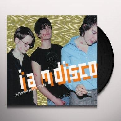 Rhythm King & Her Friends I AM DISCO Vinyl Record