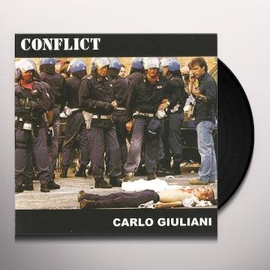 Conflict CARLO GIULIANI Vinyl Record