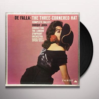 Falla / Jorda 3 CORNERED HAT (Vinyl)