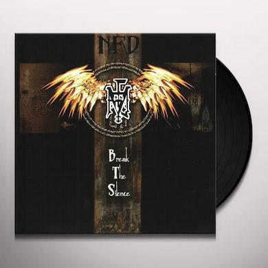Nfd BREAK THE SILENCE EP Vinyl Record