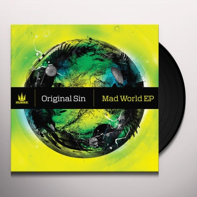 Original Sin MAD WORLD EP Vinyl Record