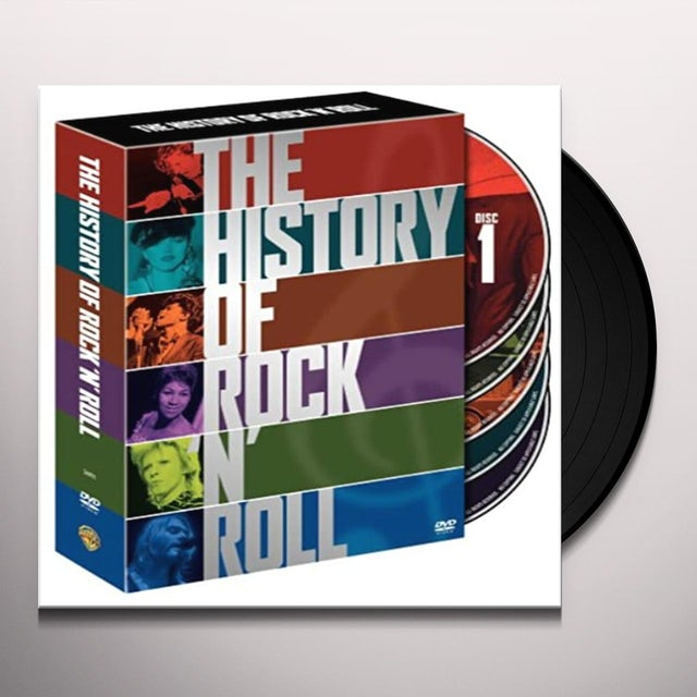 History Of Rock 4 / Various